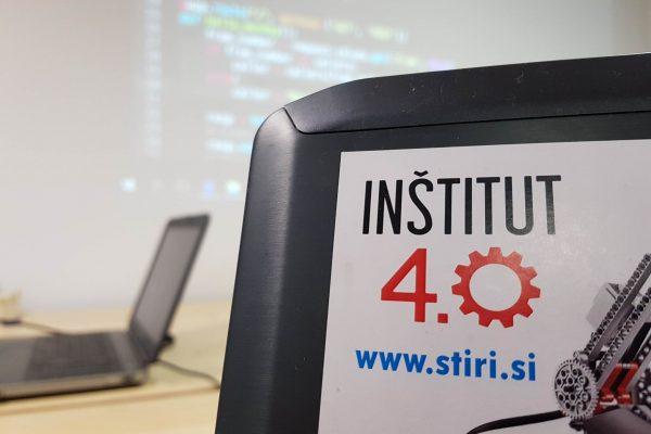 programiranje v inštitutu 4.0, učenje