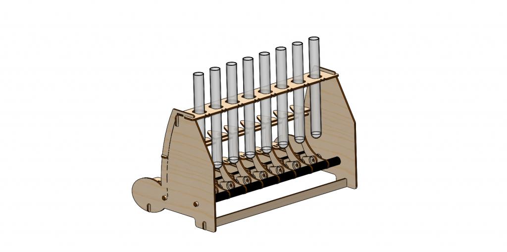 Klavirček - HandsOnBox