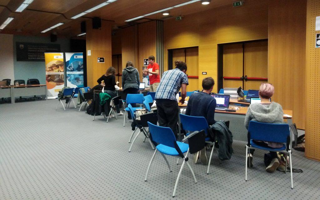 Inštitut 4.0, MOVIT in Urad RS za mladino, Ljubljana, 15.10.2019 - Ministrstvo za izobraževanje, znanost in šport