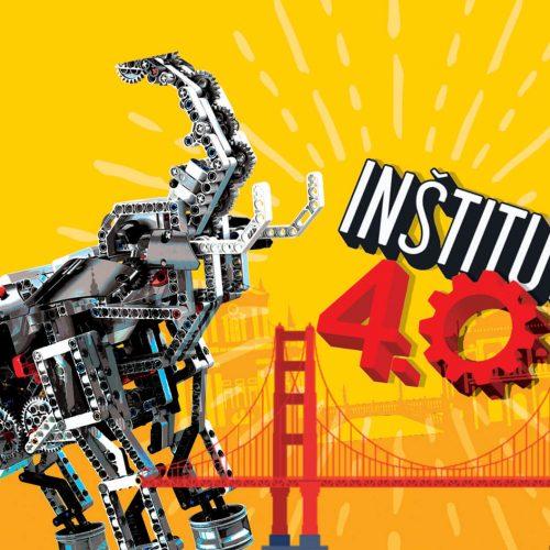 Mostovi - robotika in programiranje. Inštitut 4.0