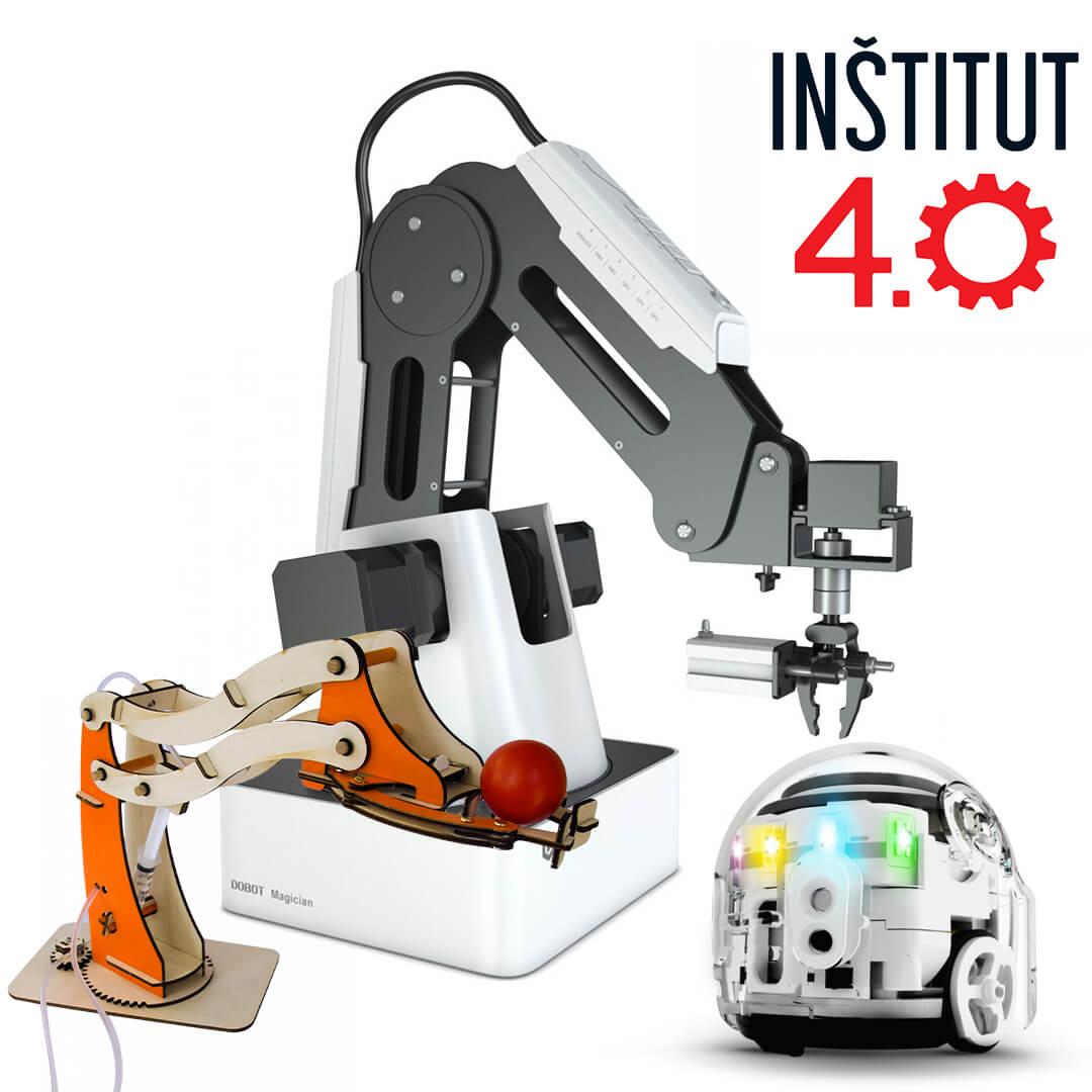 Robotika, prihodnost in 2021 – Inštitut 4.0