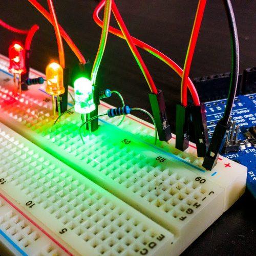 vezja robotika inštitut otroci lego programiranje 1